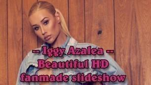 'Iggy Azalea - Australian rapper & model beautiful HD fanmade slideshow'