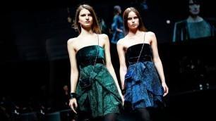 Emporio Armani | Fall/Winter 2020/21 | Milan Fashion Week