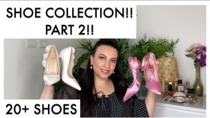 My Affordable Shoe Collection!!IZara, Asos, River Island, True Decadence, Mystique,Carvela 20+ Shoes
