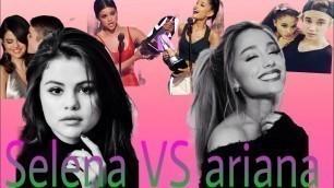Selena vs ariana : WHO better