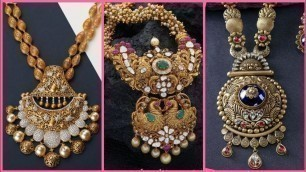 traditional gold fashion designer jewellery