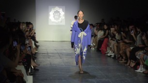 LANYU Asia's Most Inflencial Designer comes to NYFW
