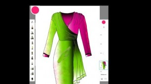 dress design drawing easy | fashion design illustration | new fashion drawing | how to draw  #dress