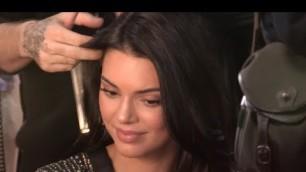 'Kendall Jenner, Bella Hadid, Elsa Hosk and more backstage of Victoria s Secret Fashion Show'