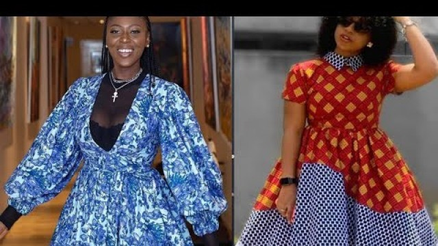 2020 Unique Ankara Designs Collection/ Stylish And Elegant African Fashion Styles