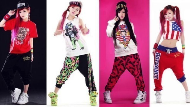 Hip hop Fashion:STYLE