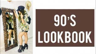 90s Fashion | Lookbook | Trends