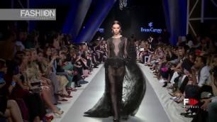 'BRUNO CARUSO 4th Arab Fashion Week Ready Couture & Resort 2018 - Fashion Channel'