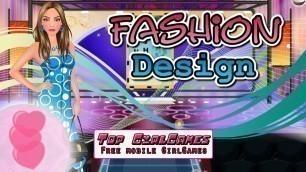 'Free Fashion Designer Game'