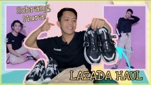 "'The ""BEST SHOES\"" on LAZADA! Very Affordable 