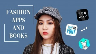 Fashion Apps And Books That I Recommend As A Parsons Fashion Student