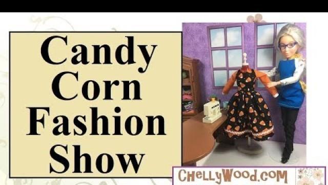 Halloween Doll Fashion Show