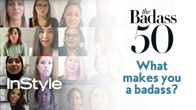 50 American Health-Care Workers Share What Makes Them Badass Women | Playlist Name | InStyle