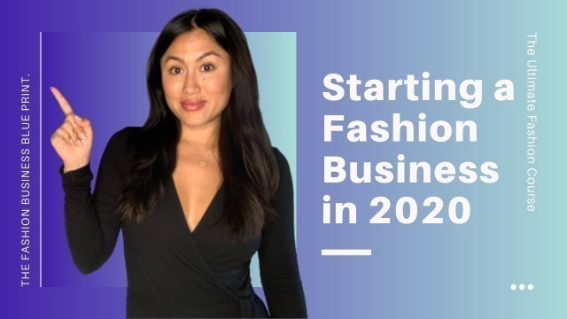 How To Build A Successful Fashion Brand in 2020 - I'll teach you!