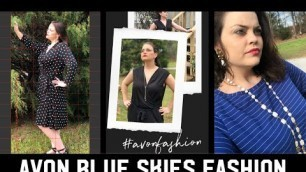 'Avon Fashion-Blue Skies Collection 2020'