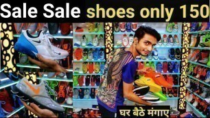 'Delhi Shoes Market | Shoes Wholesale Market in Delhi |Shoes market in Delhi chandni chowk'
