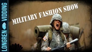 Longren - Military Fashion Show. And One cover.