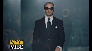 'NYC VIBE: Profile of CFDA President Tom Ford'