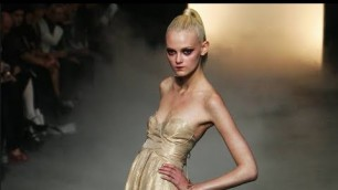 How One Develops Anorexia Nervosa in the Modeling Industry - Anorexia Documentary TV
