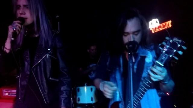 Luto - Military Fashion Show (Live Bullet Rock & Burguer, Puebla) [17.11.18]