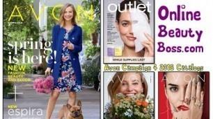 'Avon Modern Southern Belle Fashion Collection!'