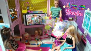 'Ken Surprises for Barbie & Skipper اكسسورات باربي وسكيبرBarbie Fashion Accessories Pack 2'