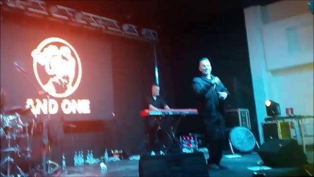 AND ONE - Military Fashion Show (Live @Bogotá - Colombia) 17 08 18