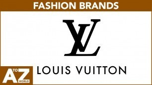 A to Z of Fashion Brands | ABC of Fashion Brands starting with every letter from A to Z