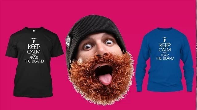 'Beard - the beard T-Shirt | T-Shirts Club'