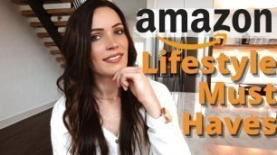 2020 AMAZON MUST HAVES | ESSENTIALS YOU NEED | Lauren Bradley