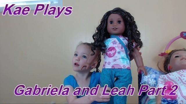 American Girl Doll Fashion Show!