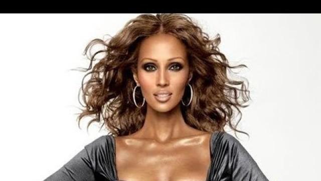 Iman   American-Somali fashion model   Glamour Diaries   Fashion Files