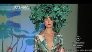 'RAFFLES Intl. DESIGN SHOWCASE Spring Summer 2012 2013 Australian Fashion Week - Fashion Channel'