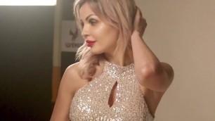 'Photoshoot Video of Russian Model   ESMI LAURENT   HDS'