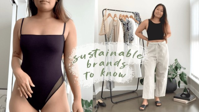 sustainable & ethical fashion brands you should know   inspiroue