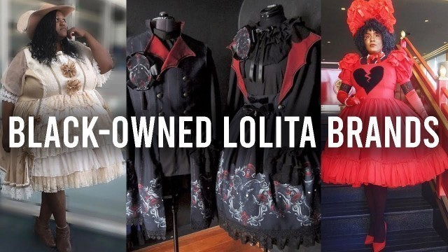 Black-Owned Lolita Fashion Brands
