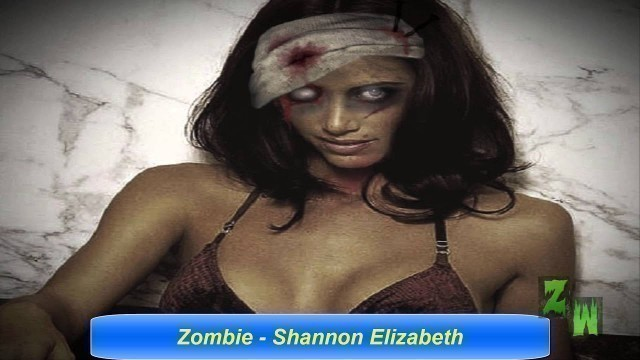 ZOMBIE PIC - Top 06 American Fashion Models and Supermodels