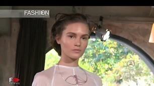 'MICHAEL LO SORDO Spring Summer 2012 2013 Australian Fashion Week - Fashion Channel'