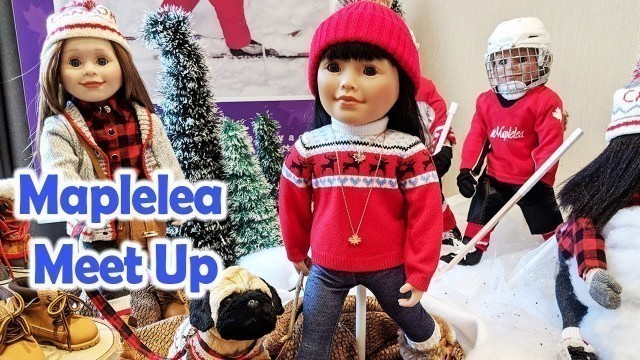 Maplelea Dolls Meet Up and Fashion Show 2018 | Vlog