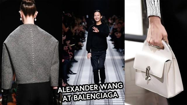 Why Alexander Wang At Balenciaga Was A Success