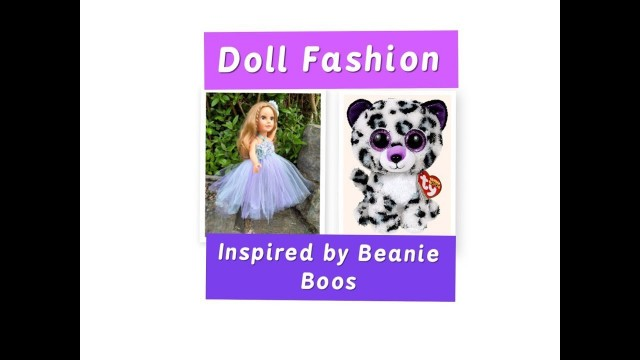 DOLL FASHION inspired by BEANIE BOOS!!! AMERICAN GIRL, LONDON GIRL, JOURNEY GIRL, OUR GENERATION ETC