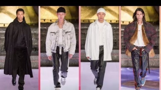Alexander Wang, Saint Laurent and Moschino Show Gender Fluid Fashion on the Runway | ET Style Feed