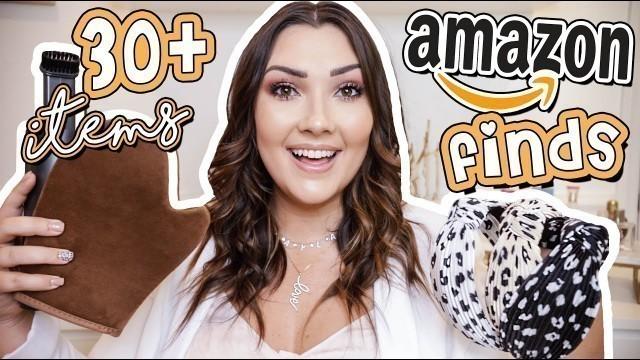 30+ UNIQUE AMAZON FINDS   Fashion, Home, Pets, Beauty, & MORE!