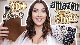 30+ UNIQUE AMAZON FINDS | Fashion, Home, Pets, Beauty, & MORE!