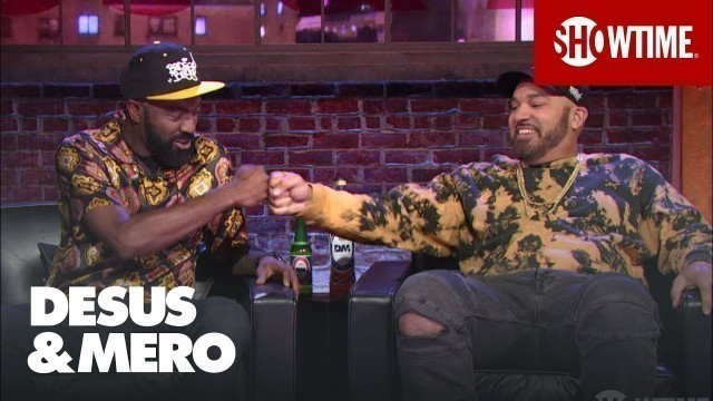 Seeing Anna Wintour at the Alexander Wang Fashion Show | DESUS & MERO | SHOWTIME