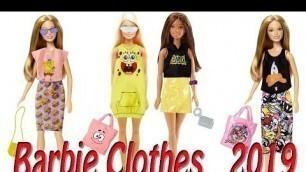 'Barbie fashion show 2019 Part 1'