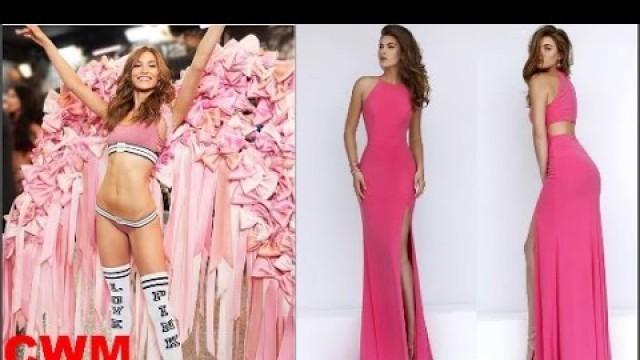 'Grace Elizabeth Wardrobe Malfunction- Victoria\'s Secret Fashion show'