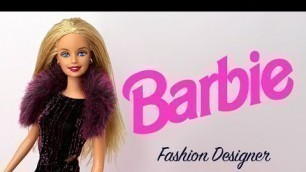 'Barbie: Fashion Designer - Unboxing and Review'