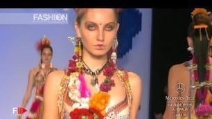 'CAMILLA Spring Summer 2012 2013 Australian Fashion Week - Fashion Channel'