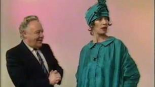 'Katharine Hamnett interview | 1980s Fashion | Fashion Designer | Reporting London | 1985'